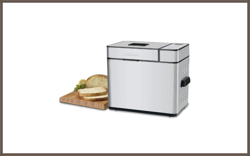 Cuisinart Cbk 100 2 Pound Programmable Bread Maker Review