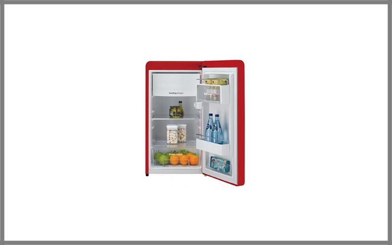 Daewoo Fr 044rcnr Retro Compact Refrigerator Review