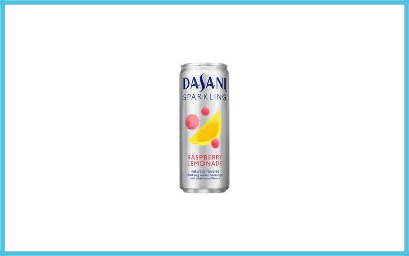 Dasani Sparkling Water Raspberry Lemonade Review