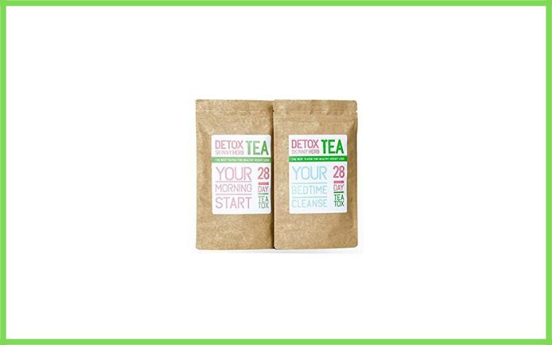 Detox Skinny Herb Tea 28 Day Teatox Review