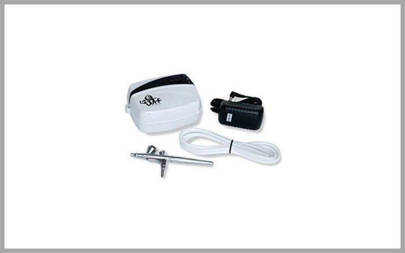 Duff Airbrush System Review