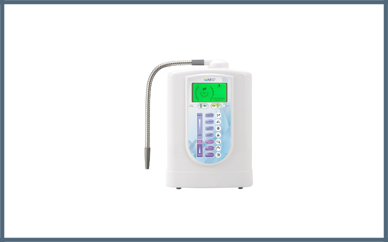 Economic Alkaline Water Ionizer Machine Iontech It 656 Review