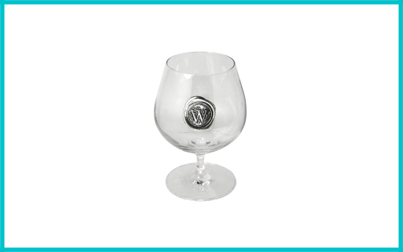 English Pewter Company Brandy Cognac Glass Review