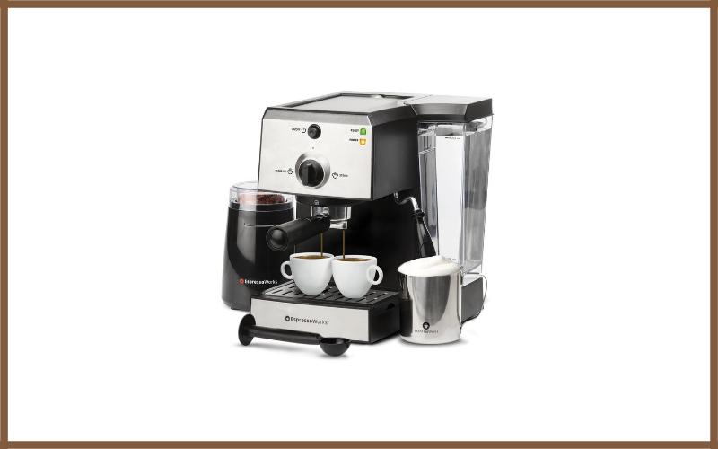 Espresso Works All-in-One Espresso Machine Review