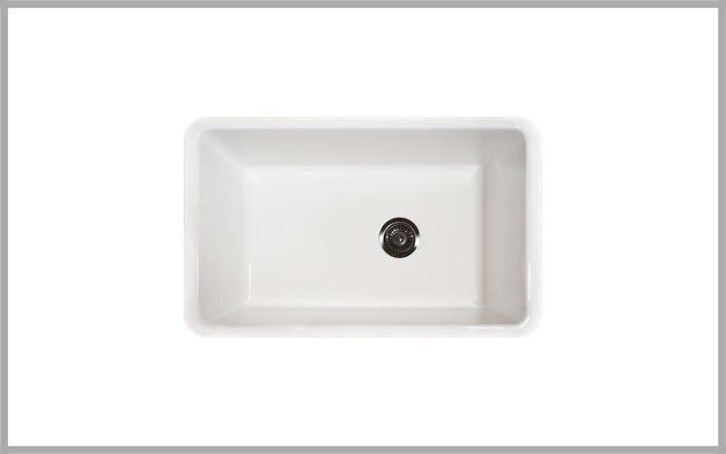 Fine Fixtures Fc2418uw Fc2818uw Single Bowl Undermount Fireclay Kitchen Sink Review