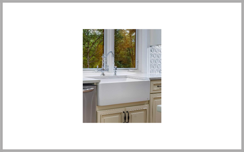 "Finefixtures Sutton 30"" Fireclay Sink Review"