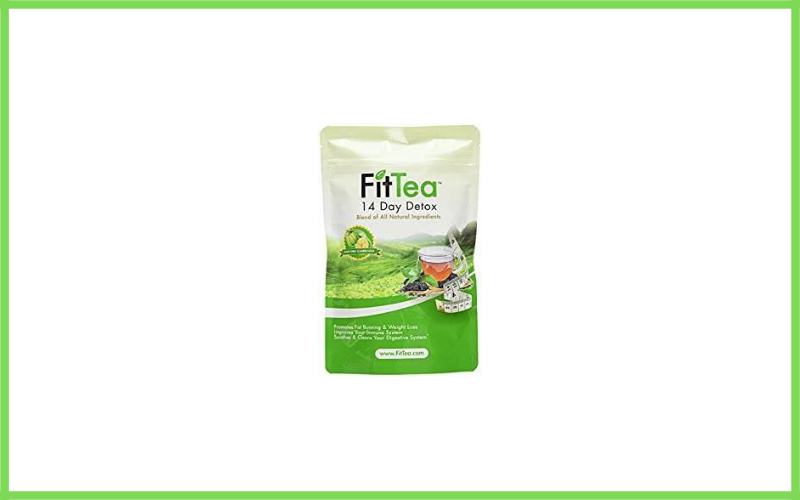 Fittea 14 Day Detox Review