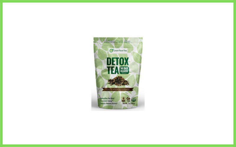 Green Root Tea Detox Tea 14 Day Cleanse Review