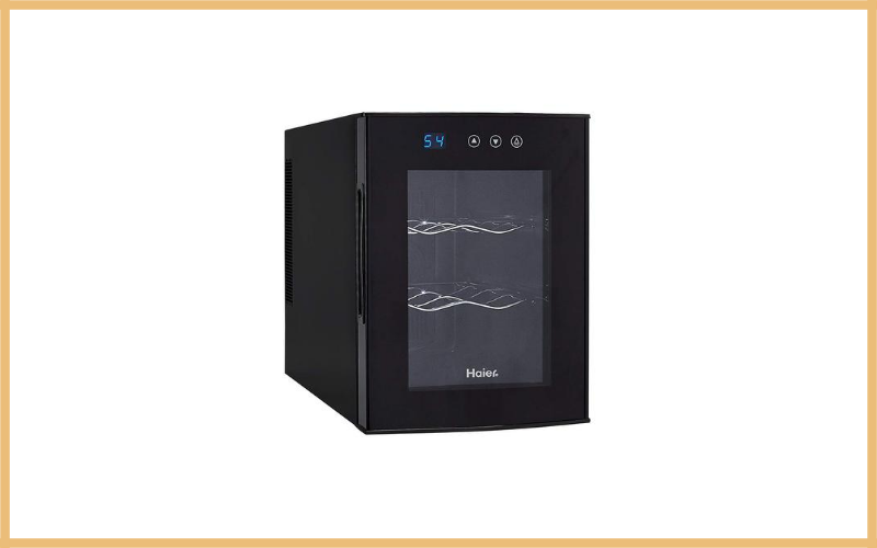Haier 6 Bottle Wine Cellar With Electronic Controls Review