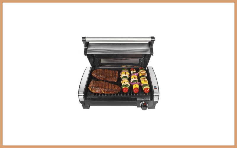 Hamilton Beach 25360 Indoor Flavor Searing Grill Review