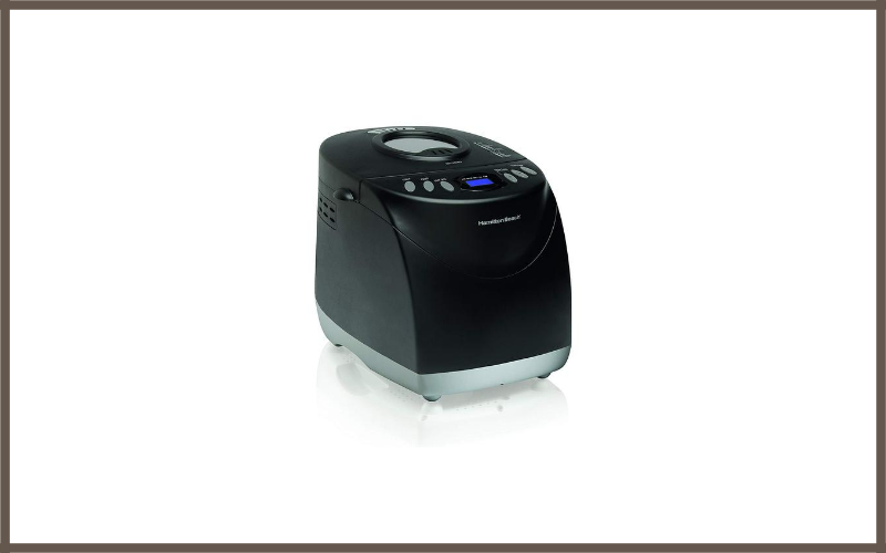 Hamilton Beach Bread Maker 2 Pound Capacity Programmable Review