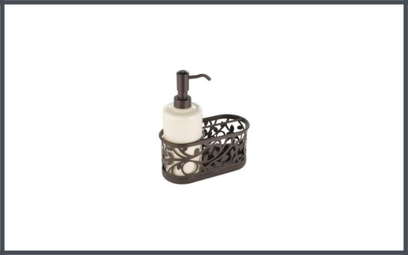 Interdesign Vine Soap Dispenser Pump And Sponge Caddy Review