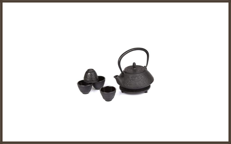 Japanese Cast Iron Pot Tea Set By Kendal Review