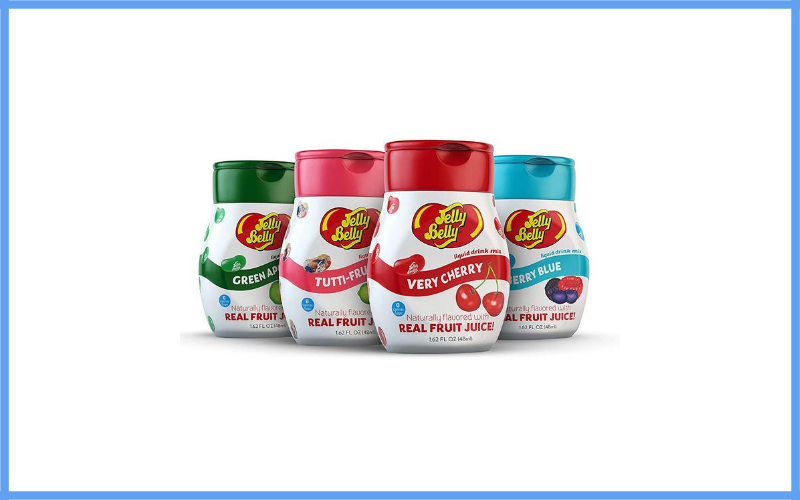 Jelly Belly Liquid Drink Mix Review