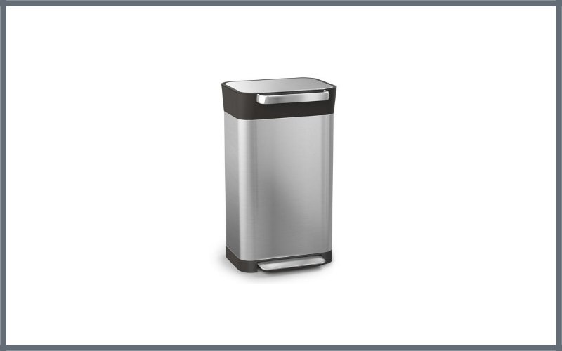 Joseph Joseph 30030 Intelligent Waste Titan Trash Can Compactor Review