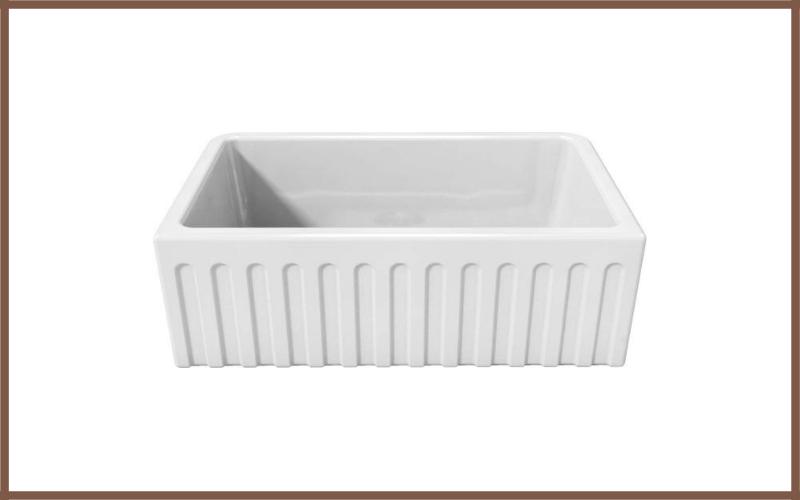 Latoscana 30 Reversible Fireclay Farmhouse Sink Lfs3018w Review