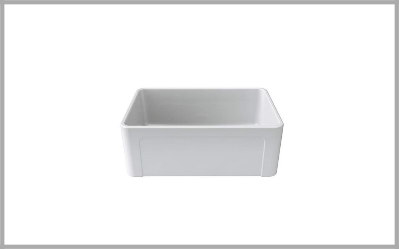 Latoscana Ltw2718w Fireclay Kitchen Sink Review