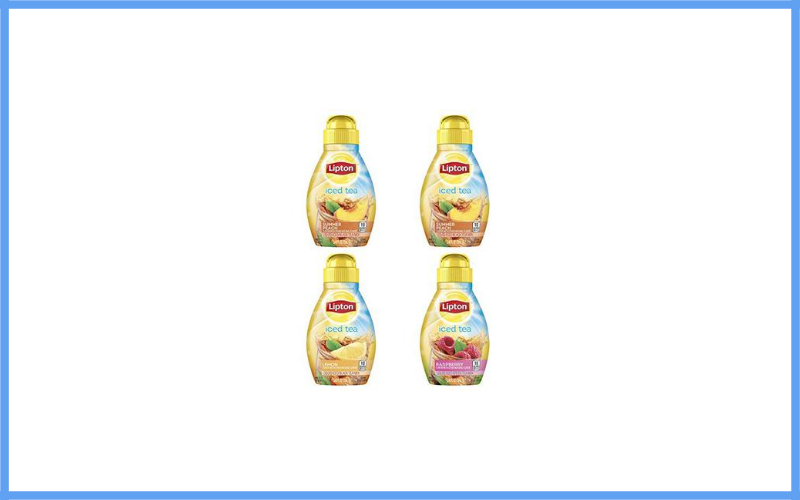 Lipton Liquid Iced Tea Mix Review