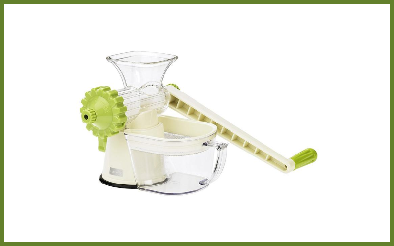 Lurch Germany Green Power Manual Juicer Review