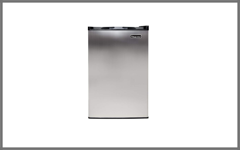 Magic Chef Upright Freezer Stainless Steel Review