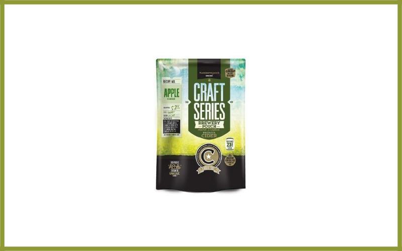 Mangrove Jack's Hard Apple Cider Recipe Kit Review