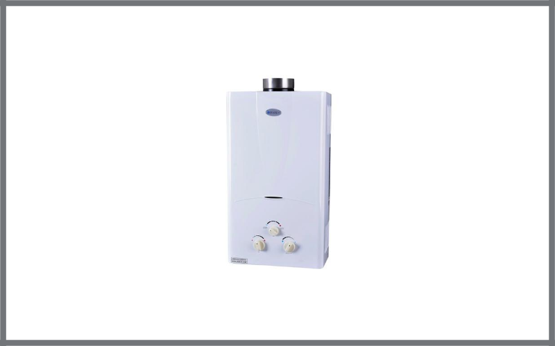 Marey 10l Gas Tankless Water Heater Review