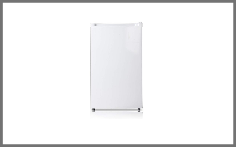 Midea Compact Single Reversible Door Upright Freezer Review