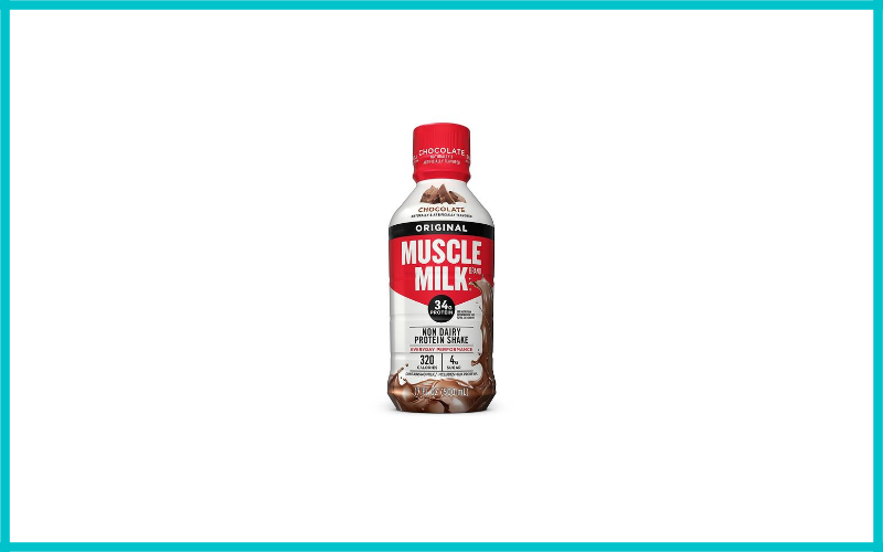 Muscle Milk Protein Shake Review