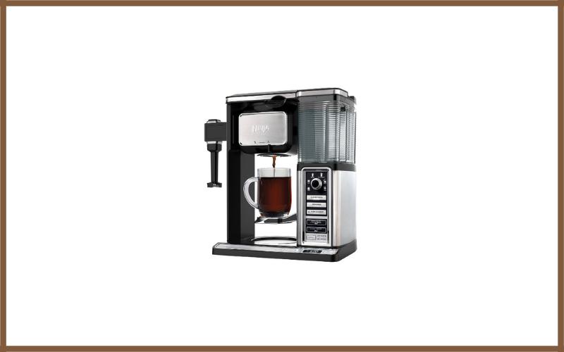 Ninja CF091 Coffee Bar Brewer System Review