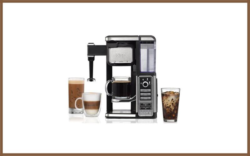 Ninja CF112 Coffee Bar System Review