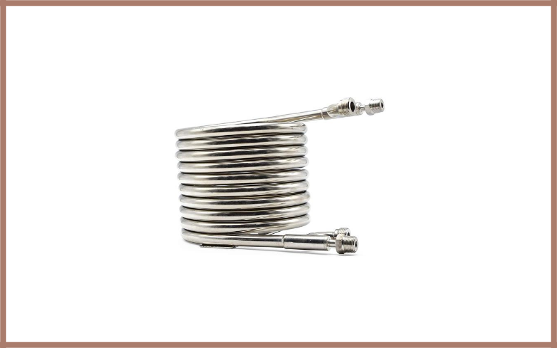 Northern Brewer Stainless Steel Counterflow Wort Chiller Review
