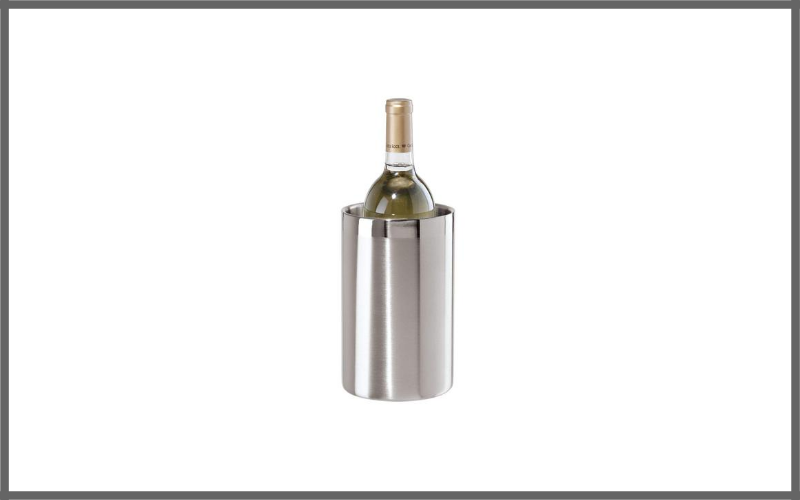 Oggi Double Wall Stainless Wine Cooler Review