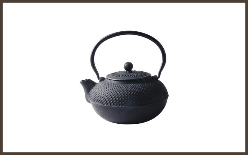 Old Dutch Cast Iron Sapporo Teapot Review
