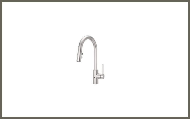 Pfister Stellen React Touch Free 1 Handle Electronic Pull Down Kitchen Faucet Review