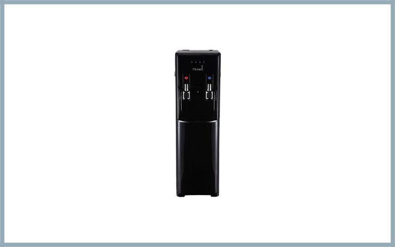 Primo Black Pro Plus 2 Spout Bottom Load Water Cooler Dispenser Review