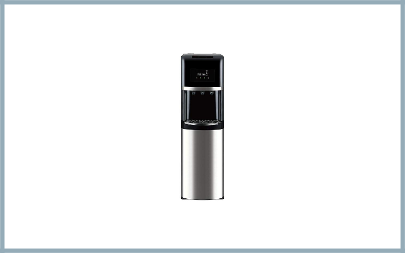 Primo Stainless Steel 3 Spout Bottom Load Water Cooler Dispenser Review