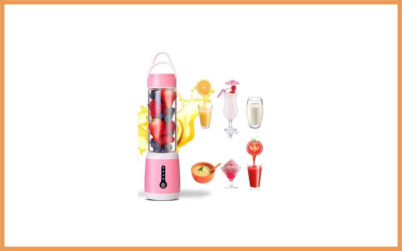 Qilebi Portable Usb Juicer Cup Review