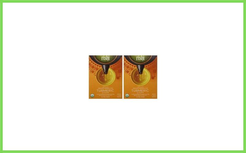 Rishi Tea Organic Review