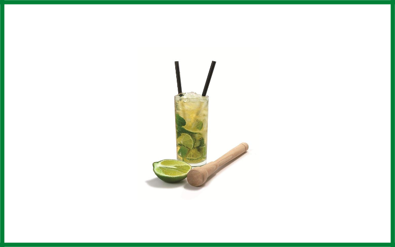 Scanwood Beechwood Cocktail Mojito Muddler Review