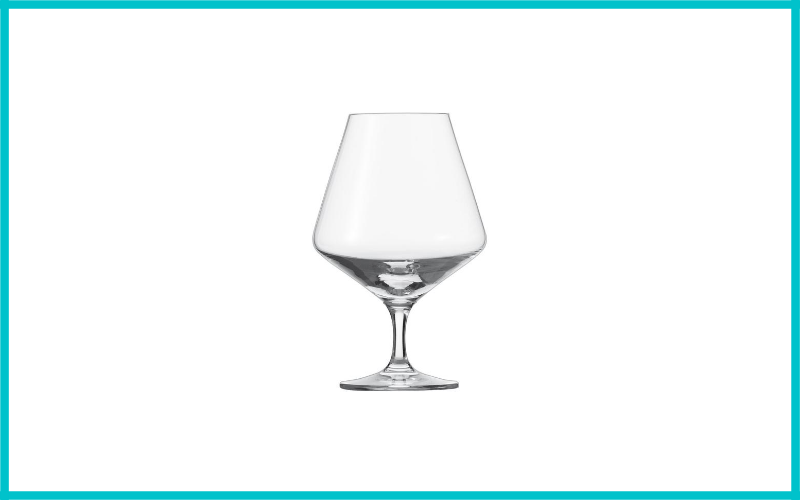 Schott Zwiesel Tritan Crystal Glass Pure Stemware Collection Cognac Glass Review