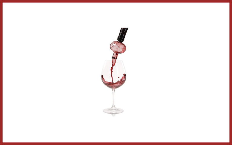 Soireehome In Bottle Wine Aerator Review