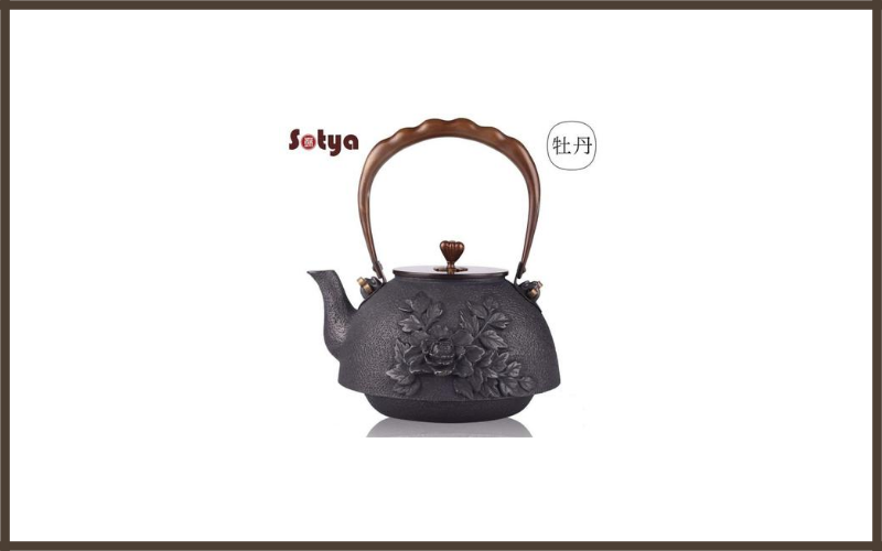 Sotya Japanese Tetsubin Cast Iron Teapot Tea Kettle Review