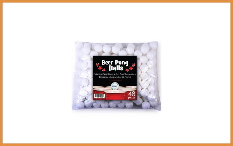 Sportzgo Beer Pong Plastic Balls Review