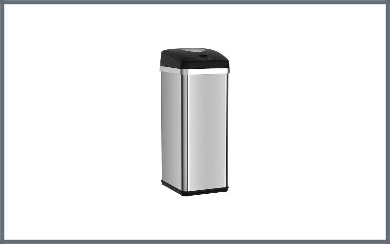 Touchless Trash Compactor Automatic Trash Can By Halo Review