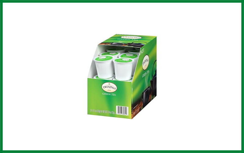 Twinings Of London Green Tea K Cups For Keurig Review