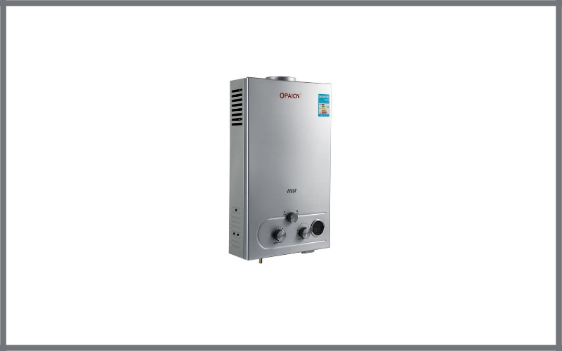 Vevor 18l Gas Tankless Water Heater Review