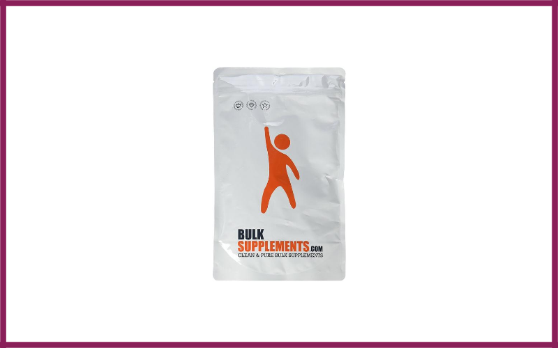 Whey Protein Powder Isolate Bulksupplements Review