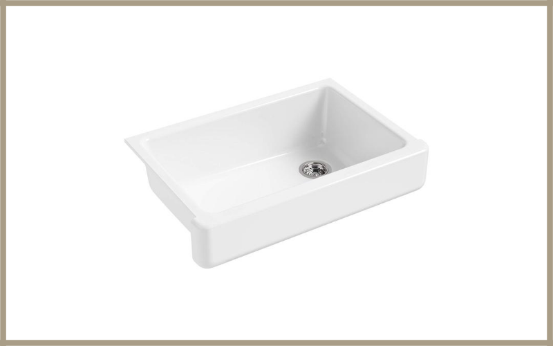 Whitehaven Undermount Single Bowl Kitchen Sink With Short Apron By Kohler Review