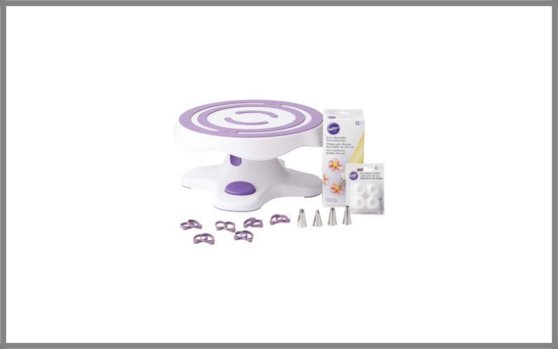 Wilton Trim N Turn Ultra Cake Decorating Turntable Review