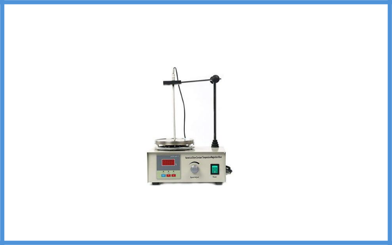 Yaeccc Magnetic Stirrer Hotplate With Heating Plate Review